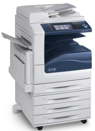 Full colour photo copying